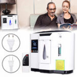 New 6L Medical Use Oxygen Air Generator Timing Air Concentrator Air Purifie Portable Home Oxygen Machine