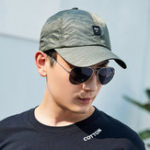 New Mens  Camouflage Sunscreen Baseball Cap Tactical Dad Hat