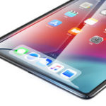 New Baseus Clear/Anti Blue Light Tempered Glass Screen Protector For iPad Pro 11 Inch 2018 Fingerprint Resistant Film