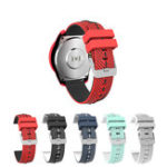 New Bakeey 22mm Replacement Dual Color Watch Band for Smart Watch Xiaomi Amazfit Stratos 2 Ticwatch Pro