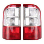 New Car Rear Tail Light Cover Brake Lamp Shell Left Side Red for Nissan Patrol GU Series 2 2001-2004
