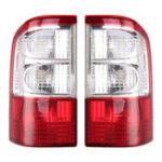 New Car Rear Tail Light Cover Brake Lamp Shell Left Side Red for Nissan Patrol GU Series 2 2001-2004