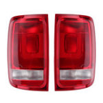 New Car Rear Left/Right Tail Light Assembly Brake Lamp with No Bulbs for VW Amarok 2010-2018