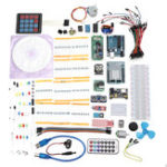 New DIY Super Introductory LCD1602 UNOR3 Basic Starter Learning Kit Starter Kits for Arduino
