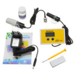 New Wattson WS-TDS2702 1ppm Resolution Online TDS Monitor Water Quality Online Analyzer Tester