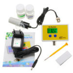 New Wattson WS-PH2701 0.01pH Resolution Online PH Monitor Water Quality Online Analyzer Tester