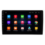 New 10 Inch Android 8 2DIN Car Stereo Quad Core Touch Radio WIFI GPS Nav Video MP5 Player