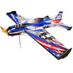 New EXTRA-300 F3P 15E 1010mm Wingspan EPP 3D Aerobatic Aircraft RC Airplane Kit