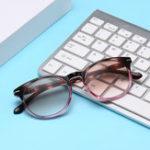 New Unisex PC Ultra-light Reading Glasses Presbyopia Glasses
