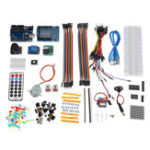 New DIY Dot Matrix Bakery Board UNOR3 Basic Starter Learning Kit Starter Kits for Arduino