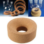 New 80*30*30mm Cork Mat Lab Stand Ring Round Bottom For 50ml-250ml Flask Glass Experimental Apparatus