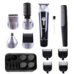 New SURKER HC-006 5 in1 Electric Shaver Beard Trimmer Razor