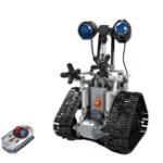 New MoFun DIY 2.4G Patrol RC Robot Block Building Infrared Control Assembled Robot Toy