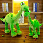 New Green Dinosaur Arlo Stehend Soft Stuffed Plush Toy Doll Kids Xmas Gift