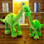 New Green Dinosaur Arlo Stehend Soft Stuffed Plush Toy Doll Kids Xmas Gift