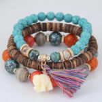 New Bohemian Multilayer Bracelet