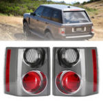 New Rear Left/Right Car Tail Light Assembly Brake Lamp White+Red for Range Rover Vogue L322 2002-2009
