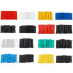 New 580Pcs Heat Shrink Tubing Insulation Tube 2:1 Shrinkable Wire Cable Sleeve Kit