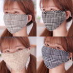 New Unisex Cotton Warm Dustproof Breathable Face Mask
