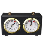 New Electronic Analog Chess Clock Timer I-GO Count Up Down Alarm Timer For Game Competition