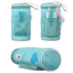 New Baby Bottle Thermostat Bag Car Portable USB Heating Intelligent Warm Milk Tool Insulation Cover