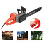 New 220V 600R/Min 2800W Chainsaw Wood Cutting Grindling Machine Elctric Chain Saw Tool