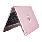 New Bluetooth Wireless Keyboard Foldable Stand Case For iPad 9.7″ 2018/iPad 9.7″ 2017/iPad Air/iPad Air 2/iPad Pro 9.7″