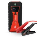 New 600A 12000mAh USB Jump Starter Car Emergency Start Power Supply