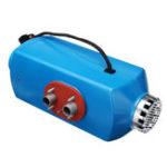 New 12V 5KW LCD Diesel Air Heater Metal Shell Parking Heater For Trucks Motor-homes Boat Car