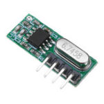 New 10pcs Geekcreit® RX500A 315/433MHz High Sensitivity Superheterodyne Wireless Receiver Module