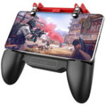 New IPEGA PG-9123 Gamepad Joystick Controller with Cooling Fan for iphone IOS Android Phone