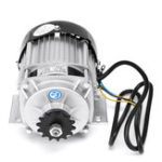 New 650W DC 48/60V Brushless Driver Engine Electric Centrifugal Pump Motor For Scooter Tricycle Three Wheels