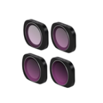New 4pcs ND4+ND8+ND16+ND32 Filter Set Lens Filter for DJI OSMO POCKET Gimbal Camera