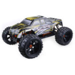 New ZD Racing 9116 1/8 4WD Brushless Electric Truck Metal Frame Brushless 100km/h RTR RC Car