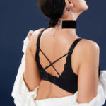 New Prevent Sagging B-G Cup Seamless Padded Bra