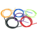 New 1M 10/12/14/16/18/20/24AWG Soft Silicone Wire Cable High Temperature Tinned Copper