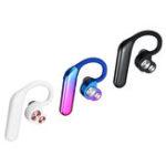 New [True Wireless] Bluetooth 5.0 Single Earbuds IPX7 Waterproof Noise Cancelling Headset Earphone With Mic