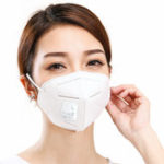 New N95 4 Layer Breathing Valve Dustproof Anti-Virus Fog Pathogen Mask