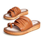 New Large Size Roman Clip Toe Casual Flats Sandals