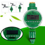 New Automatic Garden Outdoor Irrigation Controller Water Sprinkler System Timer