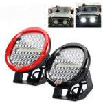 "New 9"" LED 30000LM 378W Car Motorcycle Spotlight Headlights Waterproof Off Road Truck SUV Super Bright"