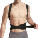 New Elastic Posture Corrector Back Support Fully Adjustable