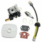 New Carburetor Fuel Tube Maintenance Kit For ECHO PE-200 SRM210/211 HC150 PE201 Trimmer