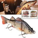 New 1 Pcs Fishing Lure Fishing Tiddler Bait Outdoor Hunting Fishing Tools