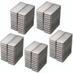 New 100pcs N35 Strong Block Magnet Rare Earth Neodymium 15mmx6.5mmx2mm
