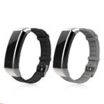 New Mijobs Wristband Silicone Watch Band for Huawei Band 2 Pro B19 B29 Smart Watch