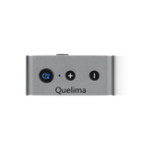 New Quelima Car Wireless Bluetooth Receiver 4.2 Card Aux Car Audio