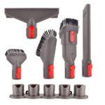 New 5 In1 Vacuum Cleaner Holder Storage Rack for Dyson V7 V8 V10 Absolute Brush Tool