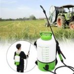 New 5/8 Litres Knapsack Electric Sprayer Weed Garden Farm Watering Sprinklers Pump