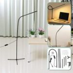 New Adjustable LED Floor Lamp Standing Reading Home Office Dimmable Desk Table Light